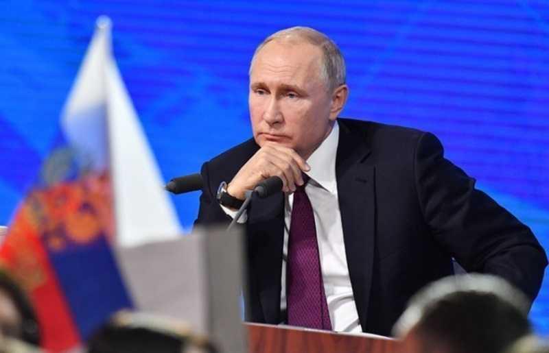 прямая трансляция пресс конференции путина