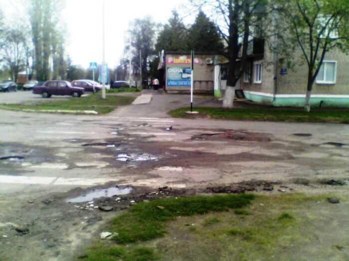 ул. Большевиков